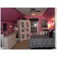 Zebra Design For Bedroom by Girls Bedroom Idea Hottopix Pink Could Be Any Other Color