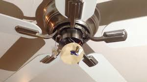 Harbor Breeze Ceiling Fan Install by Hampton Bay Hawkins 44