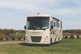 Campervan Motorhome Rental Vehicles