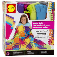 ALEX Knot a Quilt™ Kit