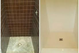 lovely reglazing tile in bathroom flatblack co