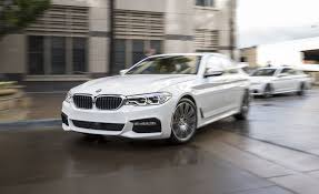 2017 BMW 530i First Drive – Review – Car and Driver