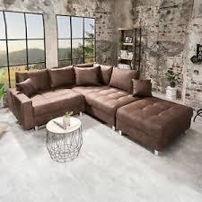 moderne sofas sessel sofa wohnlandschaft günstig kaufen ebay
