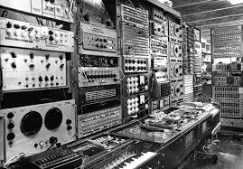Unit Delta Studio In 1966 Set Up By Delia Derbyshire Of The BBC Radiophonic Workshop