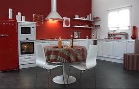 cuisine mur framboise modern mur de cuisine haus design