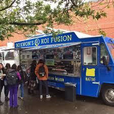 Koi Fusion - Portland Food Trucks - Roaming Hunger
