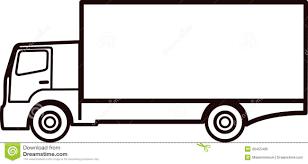 100 Truck Drawing Stock Illustration Illustration Of Image Service 20455406