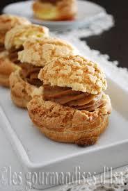 pâte à choux choux pralinoise pralin craquelin conticini