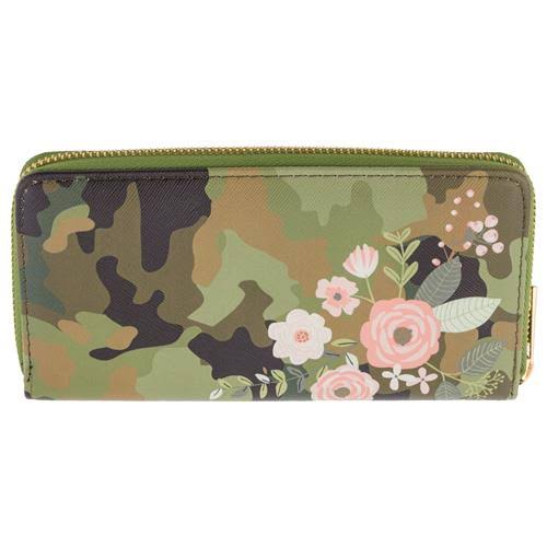 Karma Large Wallet Camo