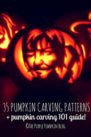Day Of The Dead Pumpkin Carving Patterns by 35 Pumpkin Carving Patterns Craftyoctober The Purple Pumpkin Blog
