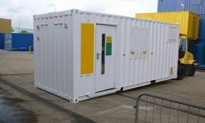 100 Converted Containers Container Offices Container Conversions Pentalver