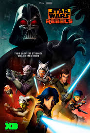 Halloween Iii Season Of The Witch Poster by The Clone Wars Characters Debut In New Star Wars Rebels Clip