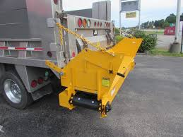 Tailgate Gravel Spreader For Dump Truck