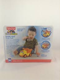 100 Dump Truck Song NIB Fisher Price Little People Rumblin Rocks And 50 Similar Items