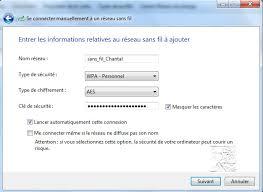 connecter un pc de bureau en wifi configurer un réseau wifi sous windows 7 windows 10 windows 8