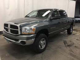 Chevy Diesel Trucks For Sale Mn Unique 2006 Dodge Ram 2500 Slt ...