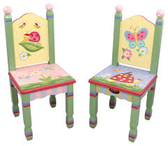 Teamson Kids, Children's Magic Garden Chairs, 2-Piece Set Teamson Design Alphabet Themed Rocking Chair Nebraska Small Easy Home Decorating Ideas Kids Td0003a Outer Space Bouquet Girls Rocker Chairs On W5147g In 2019 Early American Interior Horse Natural Childrens Magic Garden 2piece Set 10 Best For Safari Wooden Giraffe Chairteamson