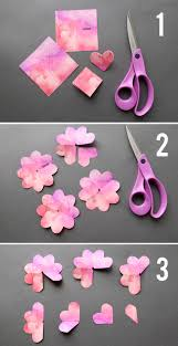 Learn How To Make Paper Roses With These Beautiful Rose Template Step By