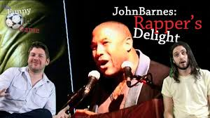 EXCLUSIVE: John Barnes Raps