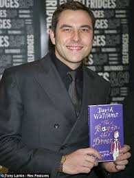 Comedian, David Walliams is just one of many celebrities to have published a popular children's book