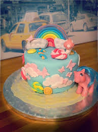 My little Pony Cake • Bubble Foods Mariella Lahodny Food Styling