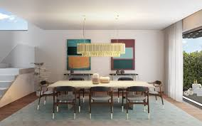 Dont Use Rugs That Are Too Small For Your Space 8 Dining Room