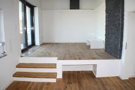 podest wohnzimmer z plus architektur moderne wohnzimmer homify