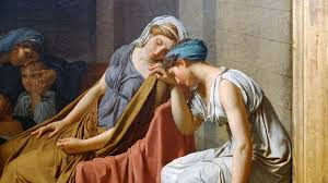 Jacques Louis David Oath Of The Horatii 1784 Oil On Canvas