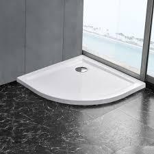bad küche modern rechteckiger abs duschwannenboden