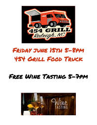 100 Food Trucks Raleigh Nc Greenway Beer And Wine Truck Friday 58pm
