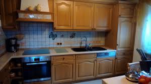 landhaus einbauküche küche eiche hell l form