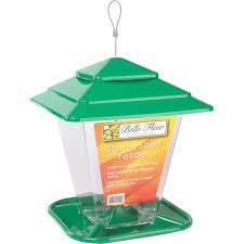 Stokes Select Belle Fleur Square Bird Feeder 50120 Do It Best