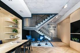 104 Urban Loft Interior Design Former Office Spaces In Amsterdam Converted Into High End S