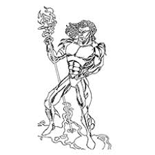 Aquaman Coloring Pages 19 10 Amazing For Your Little Boy