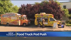 100 Food Trucks In Sacramento May Expand Truck Permits As Popularity Rises CBS