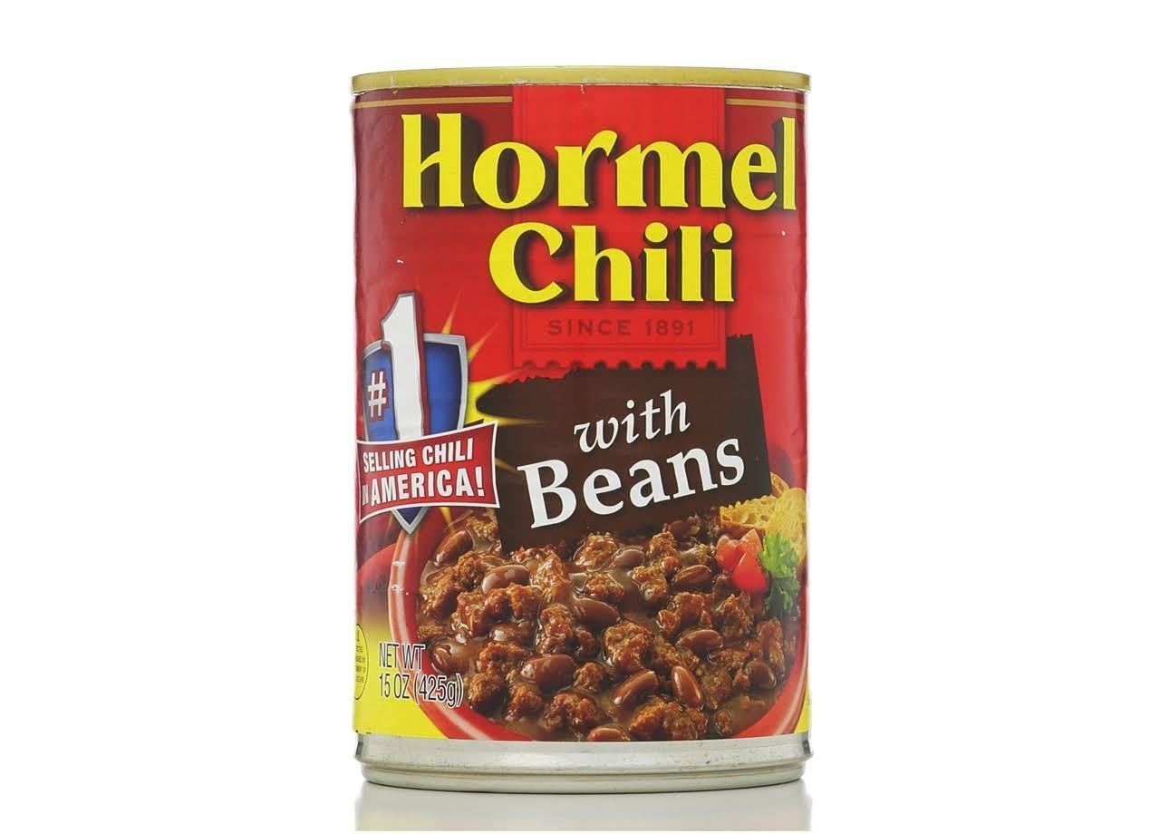 Hormel Chili with Beans - 15oz
