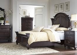 bedrooms forsyth park king panel bed bedrooms havertys