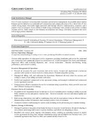 Formate Of Resume Warehouse Management Sample Director Format Supervisor Examples