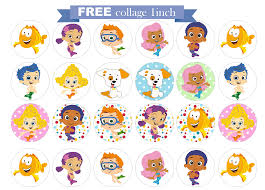 Bubble Guppies Cake Toppers by Bubble Guppies Clipart 61