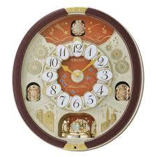 Bulova Table Clocks Wood by Wall Clocks With Chimes Ebay