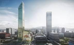100 Antonio Citterio And Partners Taipei Sky Tower SkyriseCities