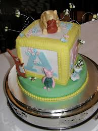 Winnie The Pooh Baby Shower by Cakes By Colby Pittsburgh Pa Celebration Cakes Cakes By Colby