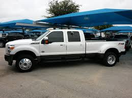 Video White Platinum New 2016 Ford F450 4x4 King Ranch FX4 Power ...