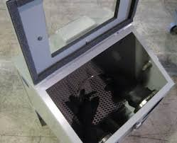 Harbor Freight Blast Cabinet Replacement Glass by Cyclone Manufacturing Sandblasters Sand Blast Cabinets Media