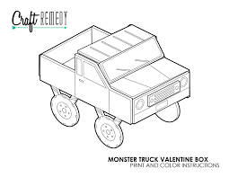 Valentines Box Creations - Craft Remedy Learn Diesel Truck Drawing Trucks Transportation Free Step By Coloring Pages Geekbitsorg Ausmalbild Iron Man Monster Ausmalbilder Ktenlos Zum How To Draw Crusher From Blaze And The Machines Printable 2 Easy Ways A With Pictures Wikihow Diamond Really Tutorial Drawings A Sstep Monster Truck Color Pages Shinome Best 25 Drawing Ideas On Pinterest Bigfoot Games At Movie Giveaway Ad Coppelia Marie Drawn Race Car Pencil In Drawn