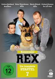 kommissar rex staffel 7