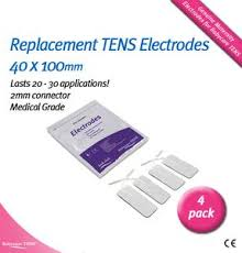 electrodes accessories for tens and pelvic floor stimulators