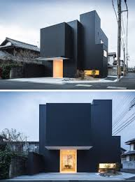 100 Japanese Modern House Design Exterior Colors 14 Black S From Around The World