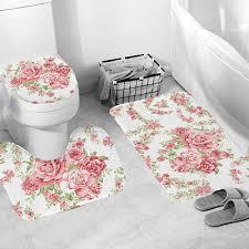 badezimmer bad garnitur badvorleger badematten vorleger