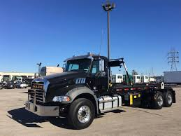 2018 Mack Granite Gu813 In Houston, TX For Sale ▷ Used Trucks On ...